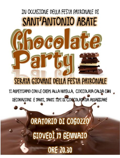 Choccolate party