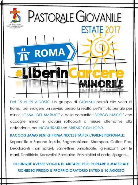 Locandina roma estate