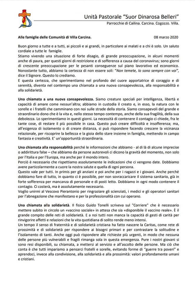 lettera parroco 8 marzo pag1